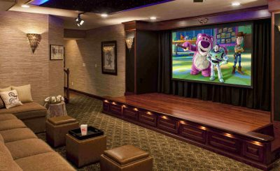 What To Consider When Setting Up A Home Cinema